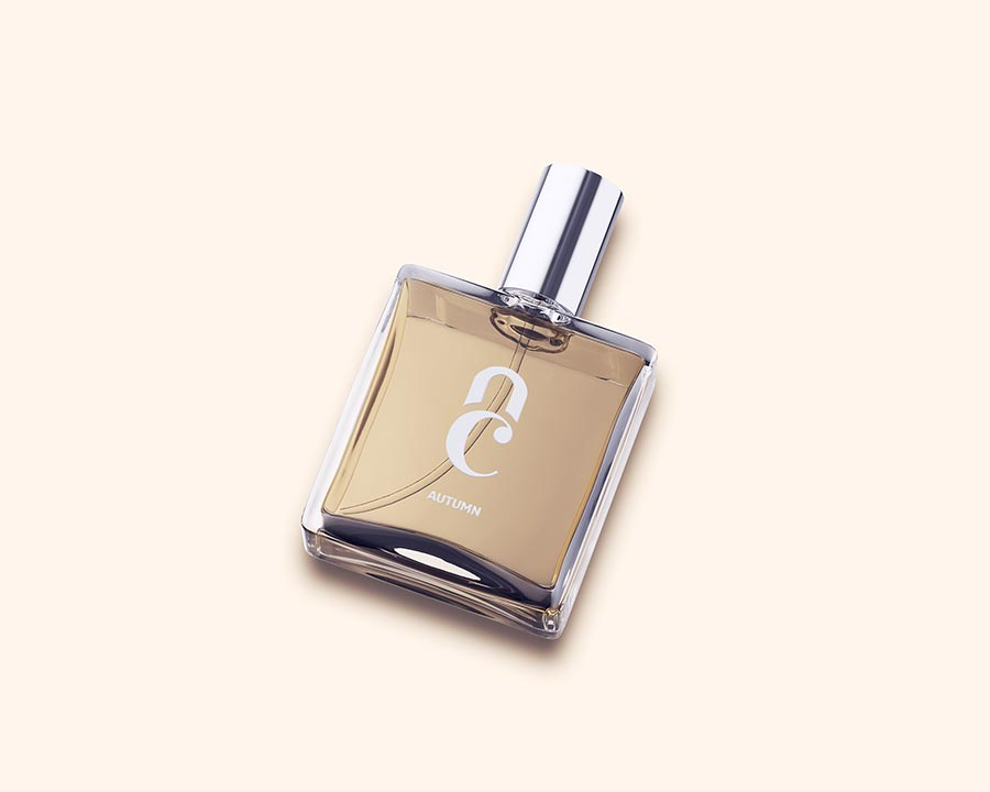 Nefeli Cosmetics Perfume bottle